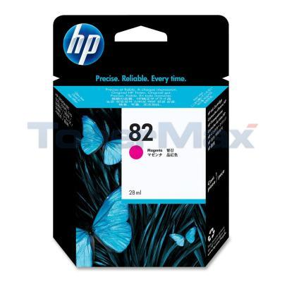 HP NO 82 INK MAGENTA 28ML